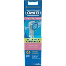 Oral-B Aufsteckbürsten Sensitive Clean 6er Pack 100%/ Original