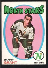 DANNY GRANT 1971/72 O-PEE-CHEE OPC HOCKEY CARD #79 NORTH STARS