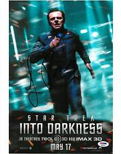 Simon Pegg Signed Star Trek Into Darkness Authentic 11x14 Photo PSA/DNA #AB92529