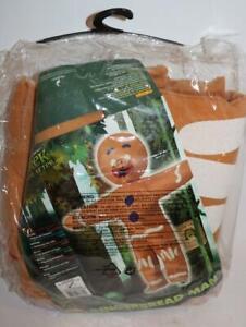 Rubies Adult Costume Shrek Gingerbread Man Standard One Size FREE SHIPPING!