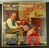 The Wittnauer Choraliers Sing (Harmony HL 7144)