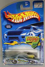 Hot Wheels 1:64 Scale 2001 Sweet Rides Series PRO STOCK FIREBIRD (SPREE)
