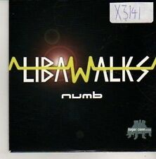 (CN472) Liba Walks, Numb - 2005 DJ CD