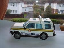 Britains 1/32 policía Land Rover Discovery en condición usada inusual Ver Fotos!