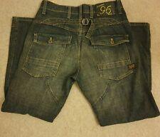 G-star Raw 3301 Denim Jeans, 34W/32L.