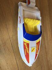 Vintage Baywatch Toy Rescue Boat 1990 ARCO MATTEL