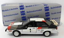 Véhicules miniatures Conrad pour Audi
