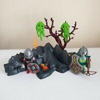 Playmobil 4147 Dragon Rock Playset **VGC**