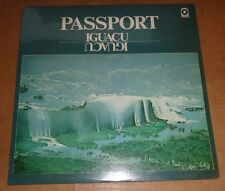 PASSPORT - Iguacu - Atco SD 36-149 SEALED