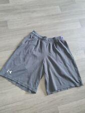 Mens Underarmour Shorts Size Small Grey
