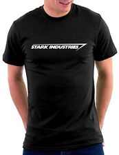 Stark  Industries Iron Man T-shirt