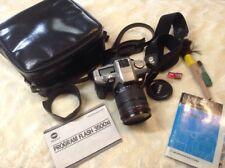 Spiegelreflexkamera Minolta Dynax 5 Program Flash3500 xi Objektiv Tasche Zubehör