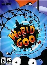World of Goo ~ (PC/Mac, 2D Boy)