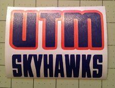UTM Skyhawks Decal For Your Yeti Rambler Tumbler Or Colster