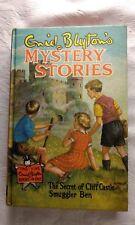 Enid Blyton's Mystery Stories The secret of Cliff Castle and Smuggler Ben 1971