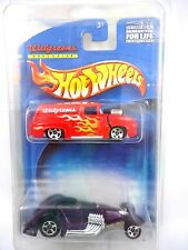 Hot Wheels two pack Walgreens exclusive '56 Ford Truck/Hammered Coupe