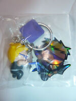 Marvel Hawkeye mini figure Keychain key ring Avengers vinyl chibi cute Tomy!