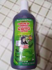 Shampoo Sangre de Drago Croton Lechleri & Nettle Ortiga w. Keratin Indio Papago