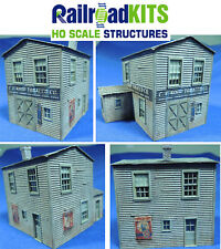 C.E. Koop Tobacco Company HO Scale Craftsman Kit by Railroad Kits - VALUE LEADER