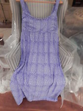 "NWT FRESH PRODUCE ELEGANT   ""GEO WAVE""  MALIBU MAXI DRESS (M) ON PERI  $89"