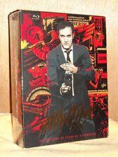 Tarantino XX (Blu-ray Disc, 2012, 10-Disc Set) pulp fiction kill bill 8 films