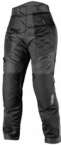 NOS FIRSTGEAR 517653 SIROCCO MESH OVERPANTS BLACK SIZE WOMENS 10