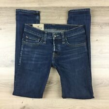 Hollister Men's Jeans Super Skinny Stretch Size 28 x 30 Actual W30 (BA7)