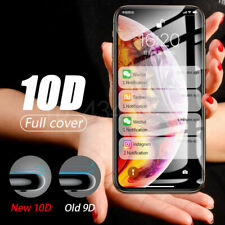 10D Curved Full Cover Real Tempered Glass Screen Protector For Apple 12 Pro Max