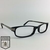Aurora Eyeglasses Glossy Jet Black Cats Eye Glasses Frame Mod Rx 09 30690332 Ebay