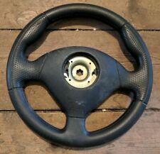 SEGA STEERING WHEEL DAYTONA 2  super GT  rally 2 outrun 2 etc  ARCADE GAME