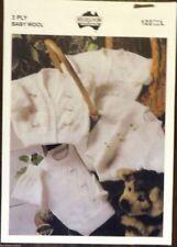 White Cardigan Crocheting & Knitting Patterns