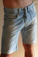 7161176e363a6b Springfield kurze Jeans Denim Hose Zarashorts, W31 / EUR 40