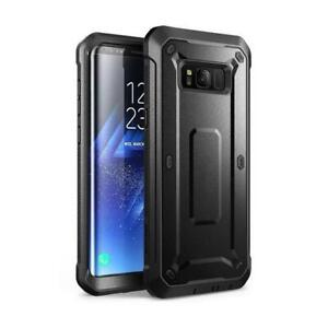 Galaxy S8 Plus Unicorn Beetle Pro Full Body Holster Case with Screen Protector