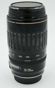 Canon EF 70-210mm f/3.5-4.5 USM Lens