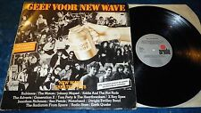 "RARE 1977 GEEF VOOR NEW WAVE DUTCH COMP 12"" VINYL VG+ SEX PISTOLS GEN X PUNK KBD"
