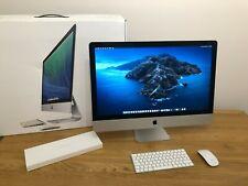 "Apple iMac 27"" Quad-Core Core i5 3.2 GHz, 8GB RAM, 1TB SSD, Late 2013 A Grade"