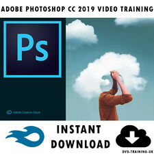 Adobe Photoshop CC 2019 Professional Video Training 15+ Hours - Instant Download