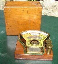 Vintage Weston Ammeter