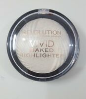 Makeup Revolution Face Powder Highlighter Golden Lights Brand New Sealed Fast