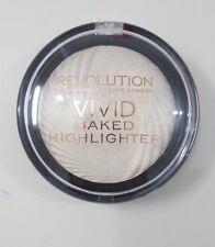 Makeup Revolution London Vivid Baked Highlighter in Rose Gold Lights