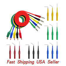 SG Test Tool Aid 23500 Back Identified Probe Kit For Auto 5-Color 30V /1A