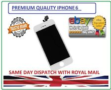 "Iphone 6 4.7"" Blanco Oem Premium Calidad AAA ** Frontal Pantalla LCD Táctil Digitalizador &"