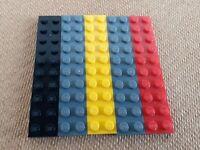 LEGO x 5 Flat Plate 2 x 10 Part 3832 - Genuine Lego Choose Your Colours