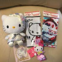 Hello Kitty Kimono Eraser Set Japan Limited Edtion