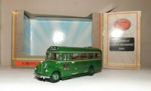 EFE 30501 LONDON TRANSPORT GUY GS SPECIAL S/D BUS 4MM 1:76 SCALE