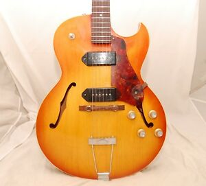 Gibson Vintage ES-125 TCD 1963 with Case
