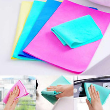 Car Washing Cloth Cleaning Towel Wipes Magic Chamois Leather Clean US