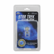 Star Trek Attack Wing - Federation USS Enterprise TOS Repaint - New in Box