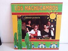 """MAXI 12"""" LOS MACHUCAMBOS A mover la colita Pepito 0602478401411"""
