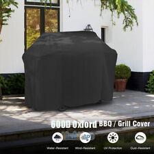"58"" Waterproof Heavy Duty Gas BBQ Grill Cover  for Weber Genesis II 300 series"